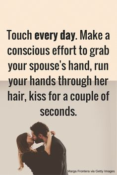 Make this a daily habit in your marriage