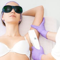Everything you need to know about laser hair removal before you ditch your razor for good.