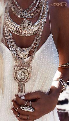 ≫∙∙boho, feathers + gypsy spirit∙∙≪ #jewels