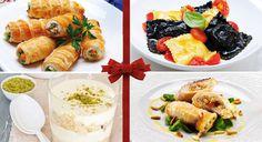 Qualche idea sul menu per la vigilia di Natale 2014? Alice è lieta di consigliarvi originali ricette per un menu della vigilia di Natale davvero unico