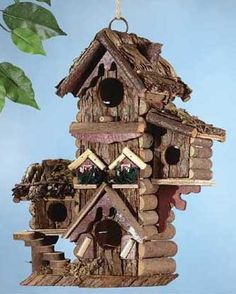 Wagon Wheel Restaurant Bird house