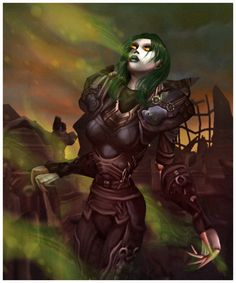 Forsaken Rogue by GhoulSoul.deviantart.com on @deviantART