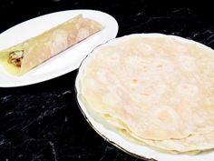 Domácí tortilly