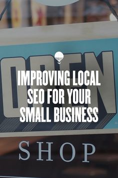 With COVID-19 still in our midst, it's crucial to fortify your small business in every way possible. Revisiting how you're managing SEO in your area may be the boost you've needed. Local Seo, How To Get, Thoughts, Business, Store, Business Illustration, Ideas