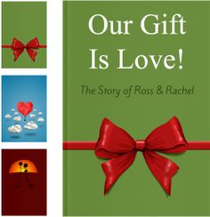 LoveBook is the most unique Personalized Christmas Gifts you could ever give to someone you love. Create your own personalized book of reasons why you love someone. LoveBook is the perfect Paper Christmas Gifts!