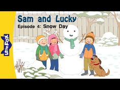 Funglish: Sam and Lucky: Snow Day - worksheets