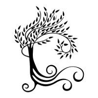 TATTOO TRIBES - Shape your dreams, Tattoos with meaning - tree, roots, branches, spirals, life, growth, unity, link, heaven, earth, spirits