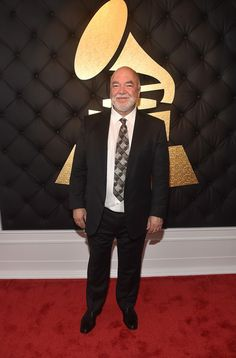 Peter Erskine Photos Photos - Producer Peter Erskine  attends The 59th GRAMMY Awards at STAPLES Center on February 12, 2017 in Los Angeles, California. - The 59th GRAMMY Awards -  Red Carpet