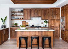 organic, wood kitchen cabinetry