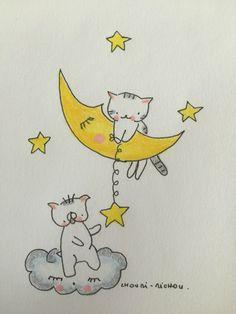 S'accrocher à la lune