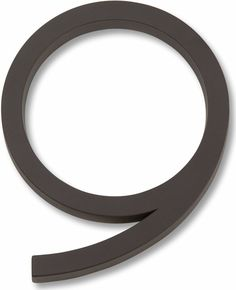 KBHardware | Avalon Collection 4.5 Inch House Number
