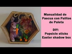 Children are not the primary audience for this video. This content was created with adult viewers in mind. Adult collectors of nostalgia and pop culture are . Code Of Federal Regulations, Popsicle Sticks, Shadow Box, Diy, Easter, Make It Yourself, Create, Easter Crafts, Pallets