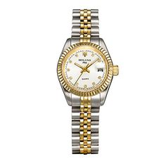 Gosasa Luxury Brand White Dial Quartz Watch Women Dress Watches for Women Fashion Casual Wristwatches ** Find out more about the great product at the image link. (Note:Amazon affiliate link)