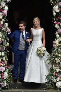 Declan Donnelly Ali Astall Wedding (BridesMagazine.co.uk)