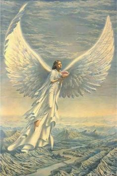 The Archangels oversee and guide Guardian Angels who are with us on earth. The most widely known Archangel Gabriel, Michael, Raphael, and Uriel. Angels Among Us, Angels And Demons, Angel Guide, I Believe In Angels, Ange Demon, Archangel Gabriel, My Guardian Angel, Angel Pictures, Angels In Heaven
