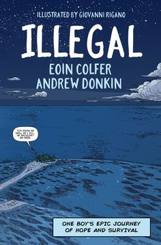 Prices for Illegal: A graphic novel telling one boy's epic journey to Europe by Eoin Colfer, Andrew Donkin Artemis Fowl, What Book, Penguin Books, Reading Challenge, Disney Films, Historical Fiction, Books Online, Childrens Books, Books To Read
