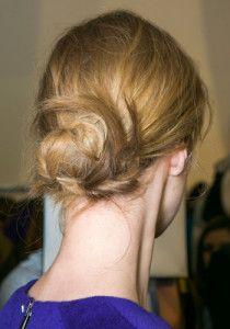 Surprising Bun Ordinary Hairstyles For School Girls