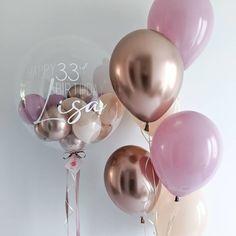 Balloon Ideas, Balloon Decorations, Birthday Decorations, Modern Luxury Bedroom, Luxurious Bedrooms, Balloon Bouquet, Balloon Garland, 33rd Birthday, Happy Birthday