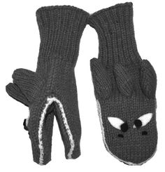 @Brianna Langlois, I think you need shark mittens this winter:)