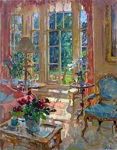 British painter Susan Ryder began painting professionally at an early age. Encouraged by her father, Robert Ryder VC, an enthusiastic a. Paintings I Love, Beautiful Paintings, Painting Inspiration, Painting & Drawing, Amazing Art, Illustration Art, Illustrations, Art Gallery, Fine Art