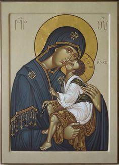 聖母與聖子
