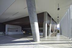 #architecture : La Enseñanza School Auditorium / OPUS + MEJÍA