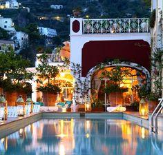 Le Sirenuse : Positano, Italy : The Leading Hotels of the World Amalfi Coast Hotels, Positano Hotels, Amalfi Coast Italy, Positano Italy, Paris Hotels, Top Hotels, Hotels And Resorts, Best Hotels, Hotel Sheraton