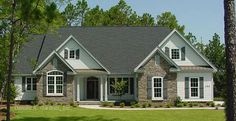 The Hardesty (Home Plan# W-PIN-1287)