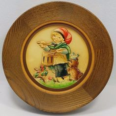 Anri 1979 Christmas Plate - The Drummer - Eight in a Series - Made in Italy