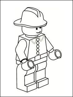 17 Piece Preferee Dessin De Lego Photograph
