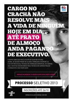 Escola do Sebrae | Inscrição - Mateus Coelho