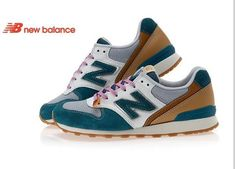 Navy White Brown WR996ABA - The Womens New Balance