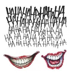 Joker Tattoo Kit