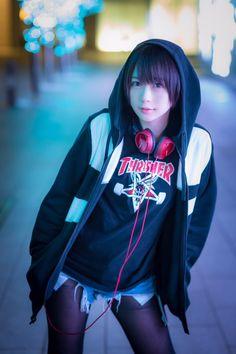 かわいすぎると話題の高校生コスプレイヤー夜道雪(よみちゆき)さんの画像 Beautiful Japanese Girl, Beautiful Asian Girls, Cute Cosplay, Cosplay Girls, Cute Asian Girls, Cute Girls, Female Pose Reference, Girl With Headphones, Good Girl