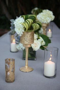 A long HomeArt & Events table for a huge birthday summer soiree!
