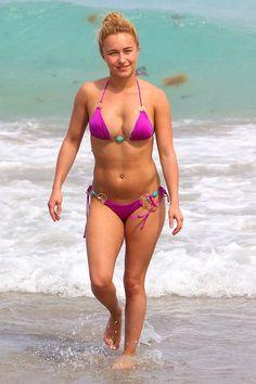 25 Best Celebrity Bikini Bodies | Women's Health Magazine
