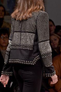 Isabel Marant F/W '13 | fabulous studded jacket