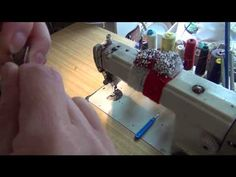 Very clever. :) 138/ SEWING BY LOA-ANN SAN FRANCISCO ORIGINAL HEM JEAN 4/2015 - YouTube