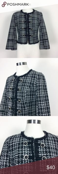 costa blanca blazer jacket costa blanca blazer Excellent condition label size S Flat measurements: bust: 17'' length: 18'' costa blanca Jackets & Coats Blazers