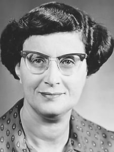 Jean E. Sammet, IBM computer languages FORMAC and COBOL, 1st woman ACM President 1974, ACM Fellow 1994