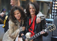 "I love them. Thankful I was able to cross ""Aerosmith Concert"" off my bucket list. :)  I am concerned about the leaches on Joe Perry's face though :-/  lol"