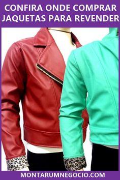 35a2f3fef Descubra onde comprar jaquetas para revender direto dos fornecedores