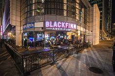 Blackfinn Ameripub Is a Gourmet Sports Bar | Chicago magazine