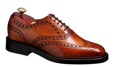 Barker Shoes – Westfield Cedar Calf (Brown) http://www.afarleycountryattire.co.uk/shop/barker-shoes-westfield-cedar-calf-brown