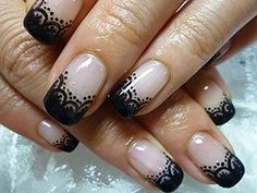 like this design - for my toes!