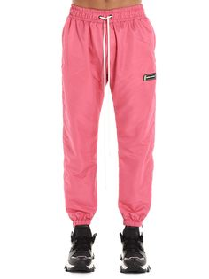 parachute Track Pant Iv Pants From Daniel Patrick: Polyester Low Crotch And Elasticated Waist parachute Track Pant Iv SweatpantsComposition: polyester Daniel Patrick, Drawstring Waist, Hot Pink, Track, Sweatpants, Mens Fashion, Clothes, Shopping, Collection