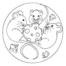 Mandala Animal Coloring Pages 14
