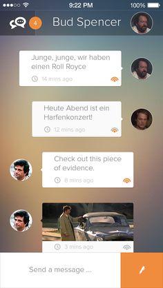 Message-app-chat-window Message App, App Design Inspiration, Chat App, Messages, User Interface Design, App Ui, Mobile Application, Screens, Window