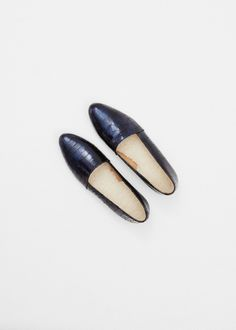 Rachel Comey Curtis Loafer (Navy)