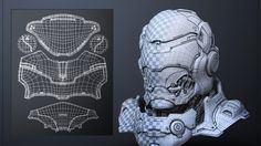 In this tutorial you will learn how to quickly create production ready UV mapping using both 3dsmax and zbrush. This workflow has reduced my UV creation time by 40% in a professional production environment.  A basic knowledge of 3dsmax and zbrush is preferred but this workflow can also be applied to other 3D modeling packages along with zbrush.  Includes: -1 Video File -OBJ File Format of the Final Mesh  Duration: 1hr 20min video MP4 format with audio commentary in English.